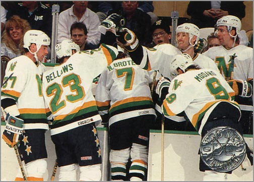 The NHL's 5 Most-Shocking First Round Playoff Upsets Since 1967