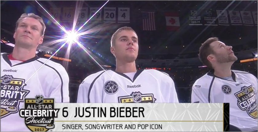 NHL Bungles Its Own Celebrity Game