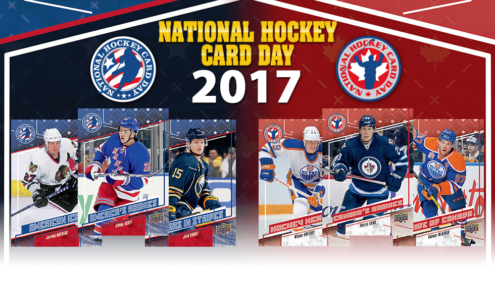 National Hockey Card Day Is Saturday Puck Junk