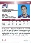 Teemu Selanne's Worst Hockey Card