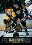Review: 1993-94 Leaf Mario Lemieux Collection