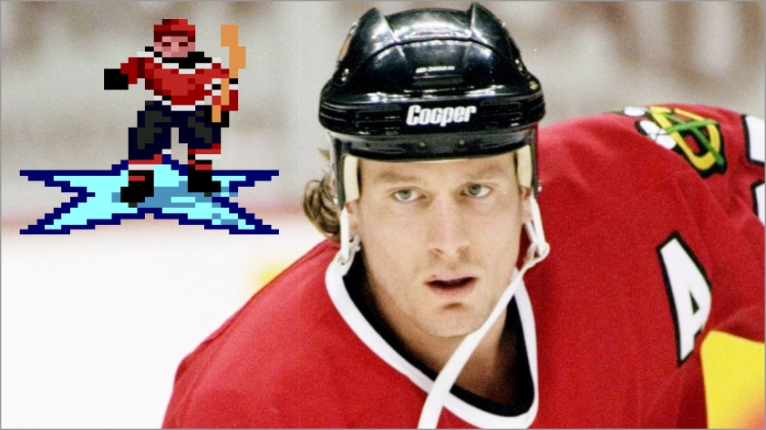 Interview: Jeremy Roenick on NHL '94