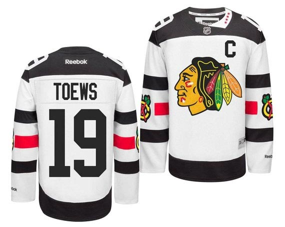 more photos dc6b5 b29e8 Why the Chicago Blackhawks 2019 Winter Classic Jersey is a ...