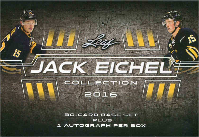 Review: 2016 Leaf Jack Eichel Collection