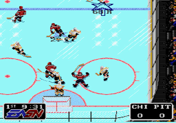 Road To The Cup Hockey 94 An Unreleased Hockey Video Game Puck Junk