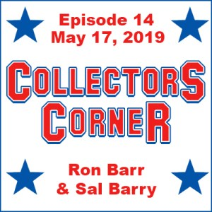 Collectors Corner #14 - Shoebox Treasures & Gordie Howe Charity Auction