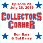 Collectors Corner #23 – Sports Memorabilia Medley!