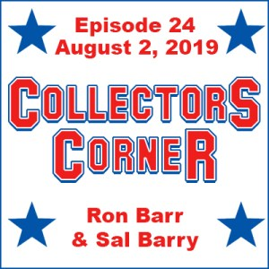 Collectors Corner #24 - Midway Through the 2019 National