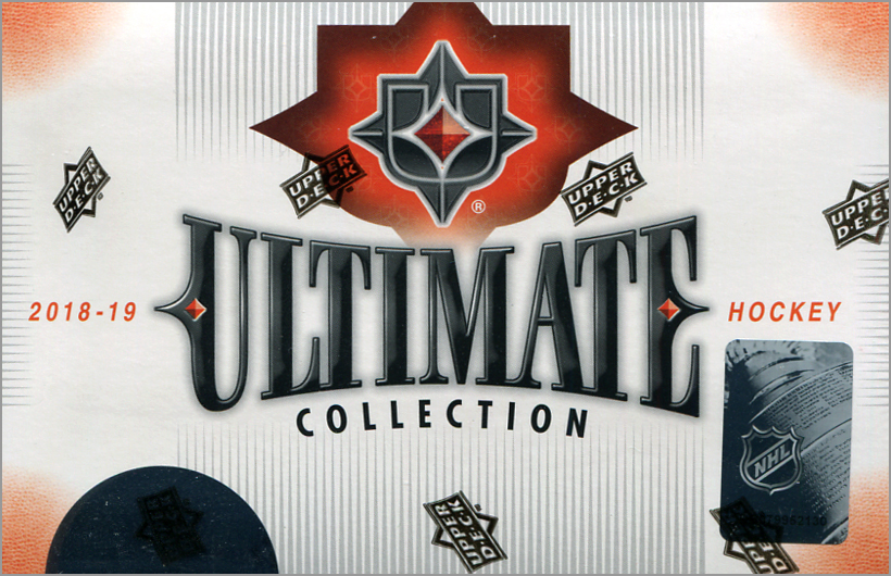 Box Break: 2018-19 Ultimate Collection