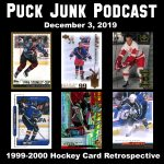 Puck Junk Podcast: December 3, 2019