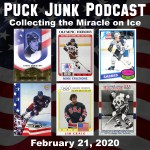 Puck Junk Podcast: February 21, 2020