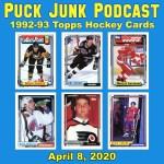 Puck Junk Podcast: April 8, 2020