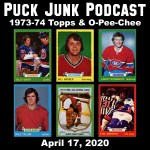 Puck Junk Podcast: April 17, 2020