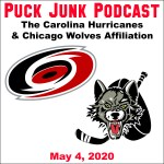 Puck Junk Podcast: May 4, 2020