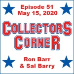 Collectors Corner #51: The National is Postponed