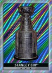 2019-20 Topps Hockey Stickers Box Break #3