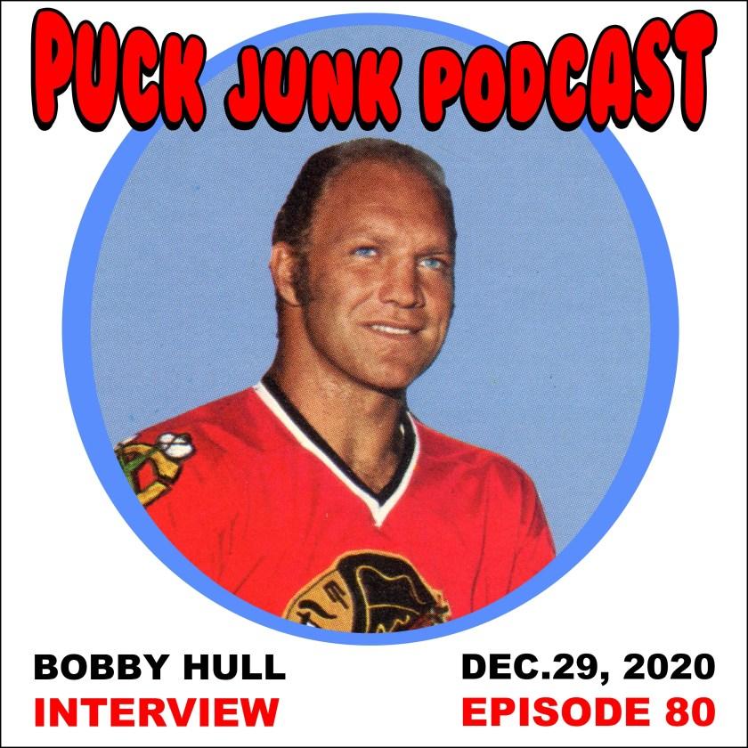 Puck Junk Podcast #80: Dec. 29, 2020