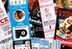 How to Organize Your Ticket Stub and Pocket Schedule Collection