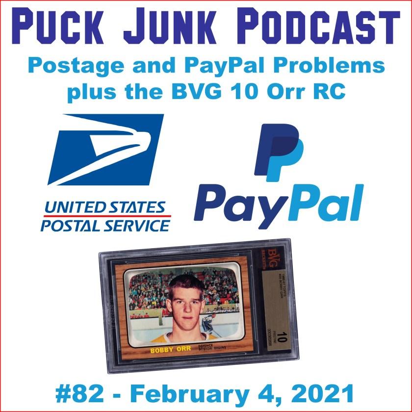 Puck Junk Podcast #82: Feb. 4, 2021