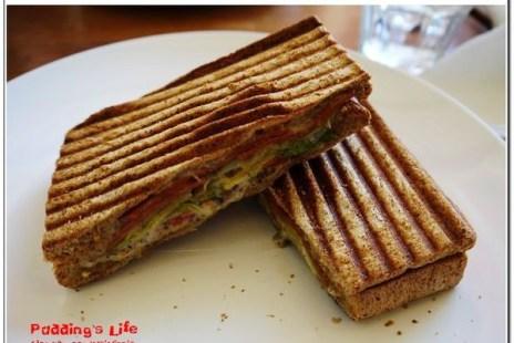 【食記-新竹】輕食早午餐The Melting Pot Cafe'《鍋子咖啡》三明治‧貝果