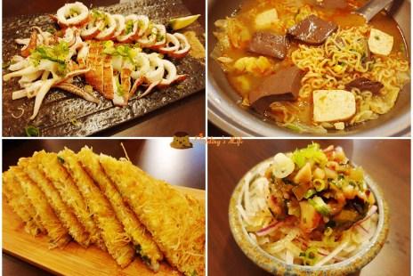【新竹美食】神隱在遠百巷弄的老宅餐廳《石坊小井》手作料理/居酒屋合菜