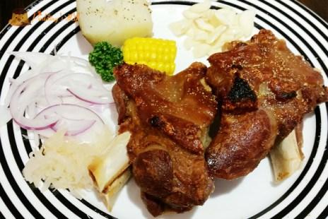 【食記-新竹】光華街美式牛排餐廳《饕客原味碳烤牛排》湳雅大潤發旁