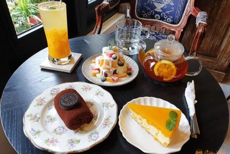 新竹下午茶│tiny house小房子》毛巾捲蛋糕.巷子裡超低調咖啡甜點