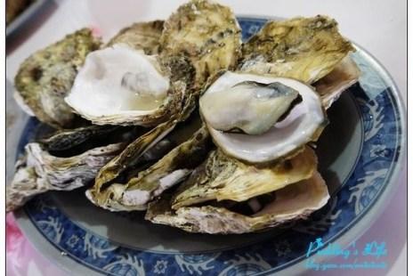 【食記-宜蘭】員山鄉間小路海味燒烤《嘉澎碳烤》澎湖牡蠣