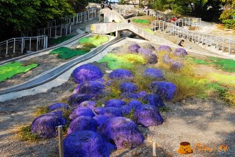 【彰化旅遊】員林-驚險刺激超長葡萄溜滑梯《百果山兒童樂園》親子同樂景點