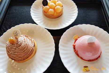 【彰化美食】鹿港-親子友善法式甜點店《甜點實驗室》戶外白砂坑/室內起司遊戲小屋