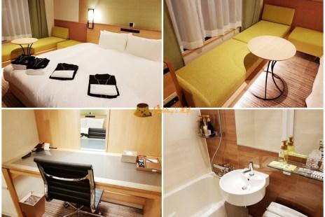 【東京自由行】新橋光芒飯店《Candeo Hotels Tokyo Shimbashi》住宿推廌Day1