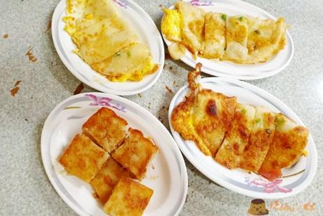 【花蓮早餐】蛋餅喜歡焦酥還是柔軟?《中福早餐店》中福蛋餅早點/中福路蛋餅