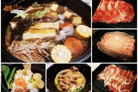 【新竹美食】火車站前日式壽喜燒《金大鋤》晶品城店吃到飽餐廳