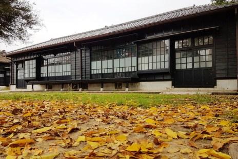 【苗栗旅遊】苑裡-日式風格歷史建築物《山腳國小》日治後期宿舍群