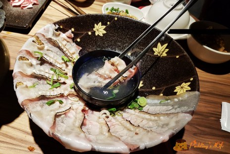 【新竹美食】用盡生命燃燒的火焰炙燒豬《岩漿火鍋》竹東明星店.精緻單點