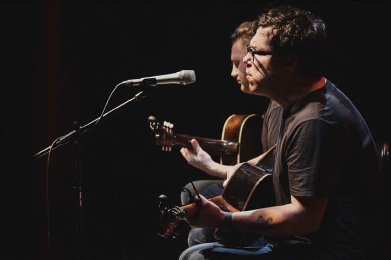 Josh Gordon and Damien Jurado