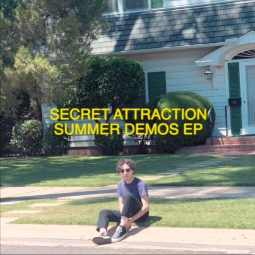 Album art of Summer Demos EP by Secret Attraction