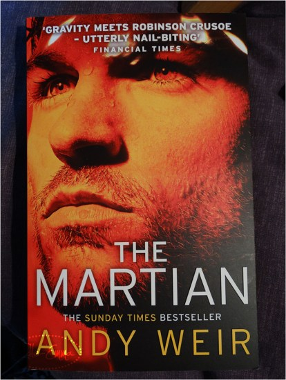 Bought The Martian by Andy Weir