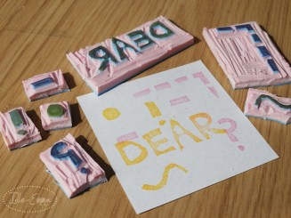 Photo - Stamp Making (4)