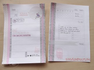 Photo - A5 Planner Inserts (3)