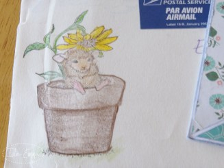 Photo - April 2016 - Incoming - Card from Myra (2)