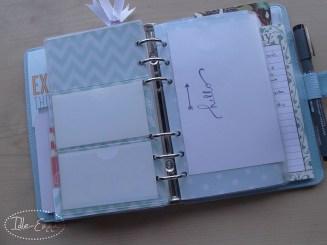 Photo - Geo, Geometric Personal Filofox Planner Setup (16) - Journal Cards