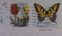 Photo - March 2016 - Incoming - Interesting Stamps (2)