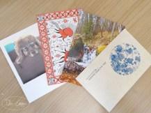 Photo - Postcrossing Postcards