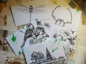 Photo - Colouring Book Envelopes (2)