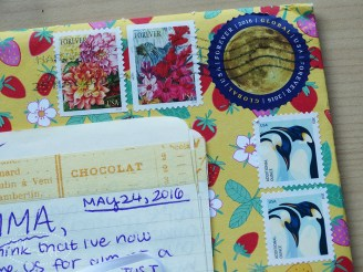 Photo - May 2016 - Incoming - Letter from Keely (3)