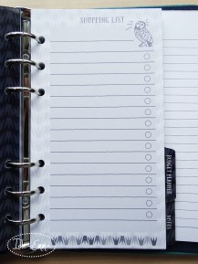 Photo - Giveaway - Personal Planner (6)