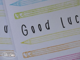 Photo - Good Luck Cards (4)