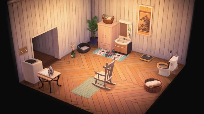 Animal Crossing New Horizons: House Tour - Puddleside Musings on Animal Crossing New Horizons Living Room  id=23165