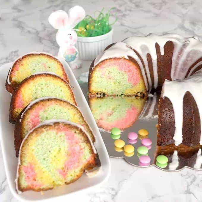 Easter Bundt Recipes